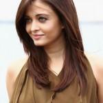 Aishwarya Rai Straight Hair Style