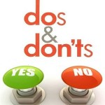 The Do's And Don'ts Of Weight Loss